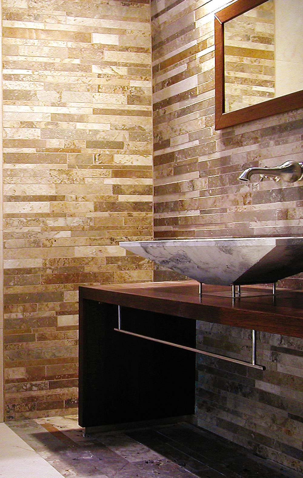 Bagno in Mosaico | Mosaici Bagno by Pietre di Rapolano