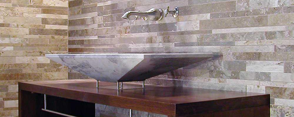 decorare ed arredare il bagno con il mosaico | mosaici bagno by ... - Bagni Con Mosaico Moderni