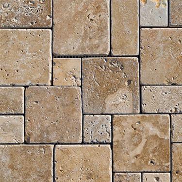 Mosaico in composizione di vari formati