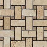 Mosaico intrecciato basketweave