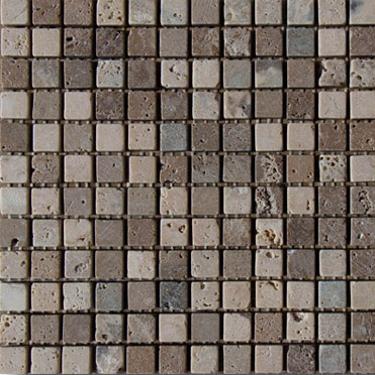 Mosaico con piccole tessere