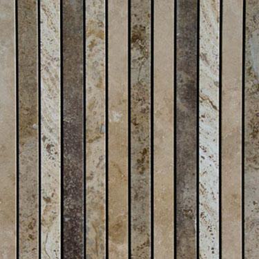 Mosaico Planks tessere 2,5x45,7cm
