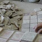 Come si realizza un mosaico in pietra