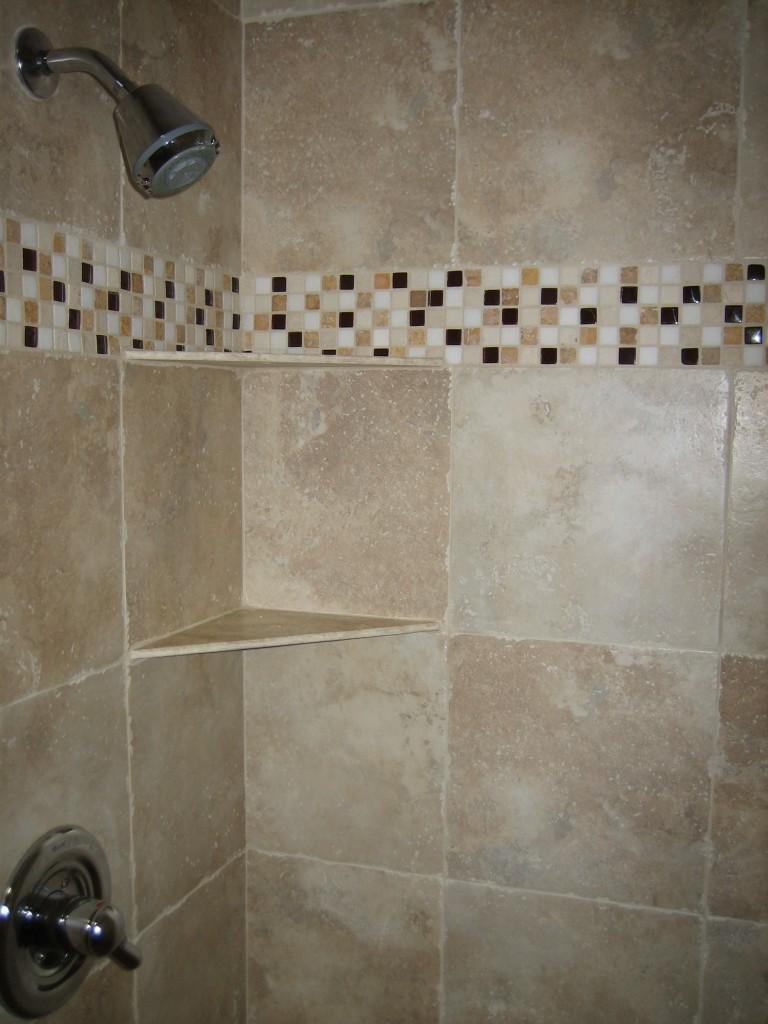 Bagno Beige Mosaico: Bagno,classico,contemporaneo,moderno ...