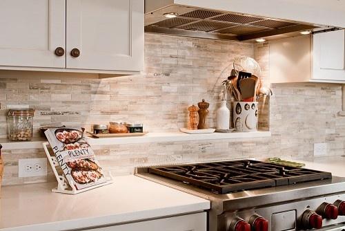 Mosaico per decorare la cucina | Mosaici Bagno by Pietre di Rapolano