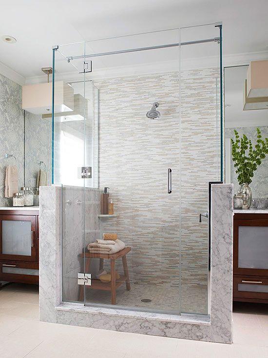 Rivestimenti a mosaico per il bagno mosaici bagno by - Mosaici per doccia ...