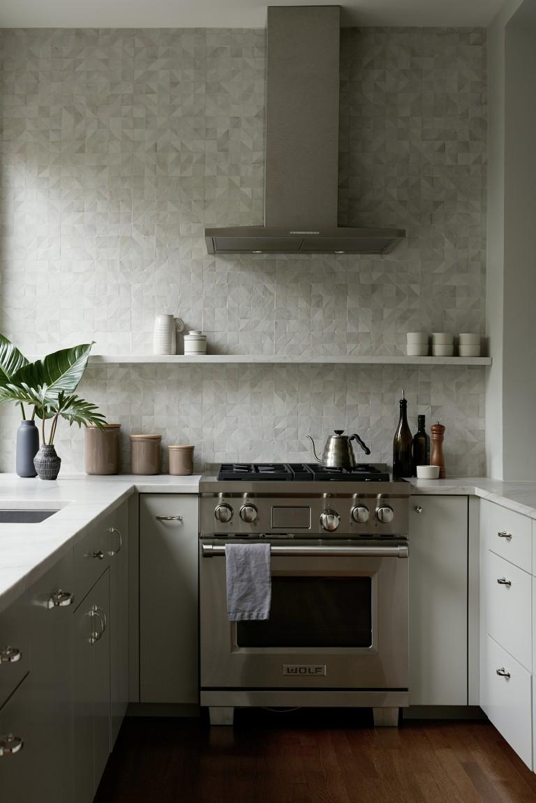 Rivestimenti a mosaici mosaici bagno by pietre di rapolano - Mosaico per cucina ...