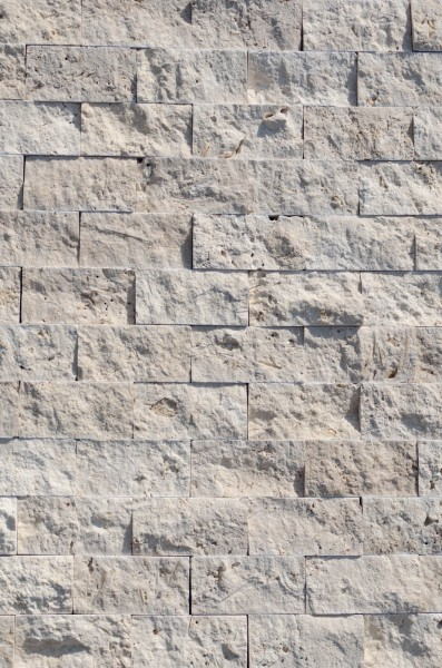 mosaico spacco chiaro pietra travertino